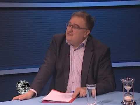 CRNO BELI SVET SA ĐORĐEM VUKADINOVIĆEM 19.03.2019. PREDRAG POPOVIĆ