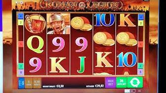 Online Casino Casumo - Roman Legion - Schönes Spiel mit Bonusgeld
