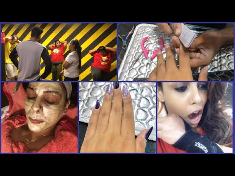 Pre-Birthday Pampering || VLOG || Went Wrong || Broke My Hand || Fitness And Lifestyle Channel thumbnail