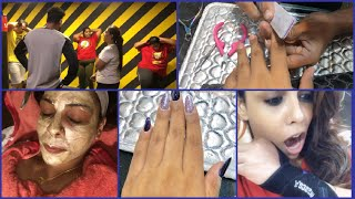 Pre-Birthday Pampering || VLOG || Went Wrong || Broke My Hand || Fitness And Lifestyle Channel