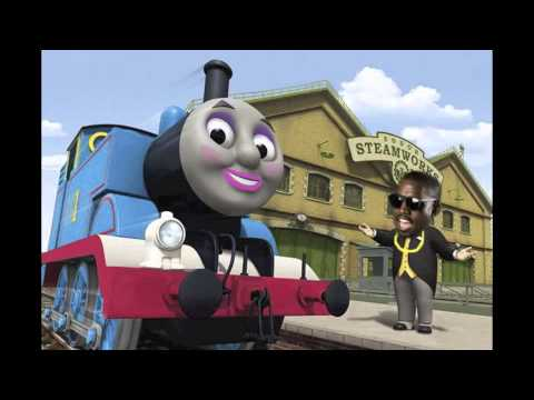 Thomas the Golddigger (Kanye West vs Thomas the Tank Engine)