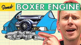 BOXER ENGINE | How it Works