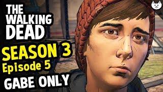 Video The Walking Dead Game Season 3 Episode 5 Ending - GABE ONLY ENDING - (Walking Dead Gameplay Ep5) download MP3, 3GP, MP4, WEBM, AVI, FLV Juli 2018