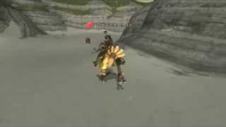 Final Fantasy XI Online - Chocobo ride to San d