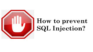 IQ 27: How to prevent SQL Injection?