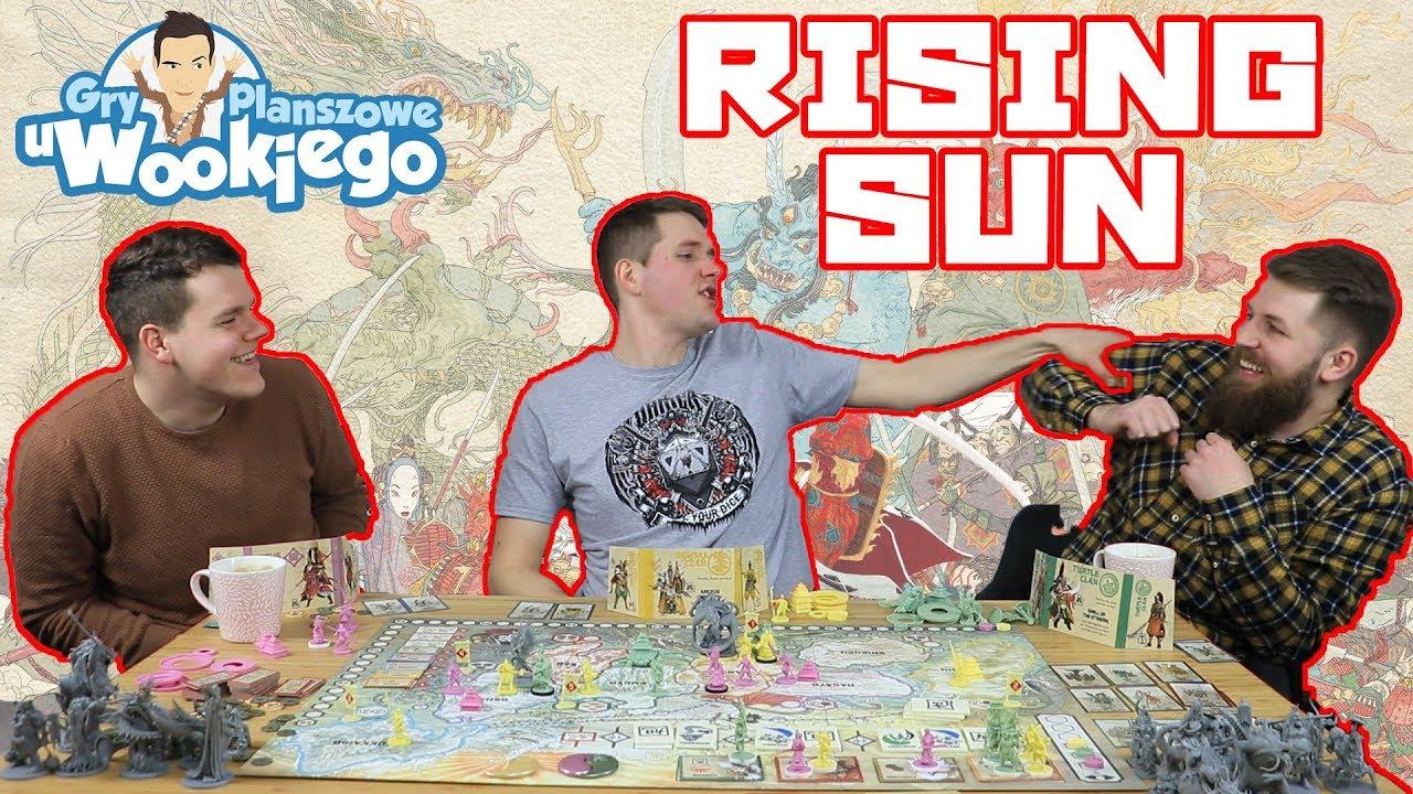 RISING SUN – wojna, dyplomacja i zdrada