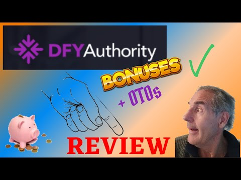 💥Done For You Authority Review💥 VERY COOL REVIEW🔥+ really helpful SPECIAL CUSTOM🛠️ HOT BONUSES BOOM💥