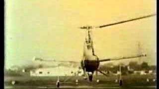 Sikorsky Vs Flettner:  The Single rotor Helicopter