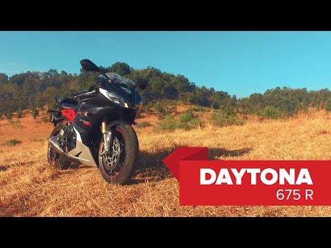 Triumph Daytona R: Fast Supersport Bike from Britain&#;s Finest