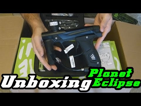 UNBOXING Planet Eclipse, time HeadShot
