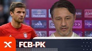 Niko Kovac entschuldigt sich bei Müller für Not-Aussage   FC Augsburg - FC Bayern München   SPOX