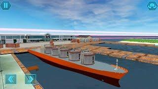 Oil Tanker Ship Simulator level 1-5 Mobile/Tablet Game