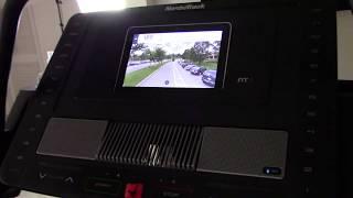 Nordictrack X11i Treadmill Problem
