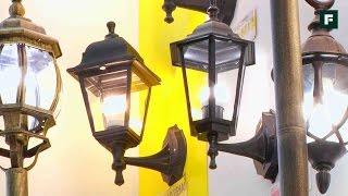 видео Ландшафтное декоративное освещение участка и сада
