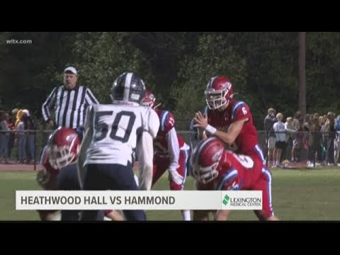 Friday Night Blitz: November 1 High School Football Scores And Highlights (Part 1)