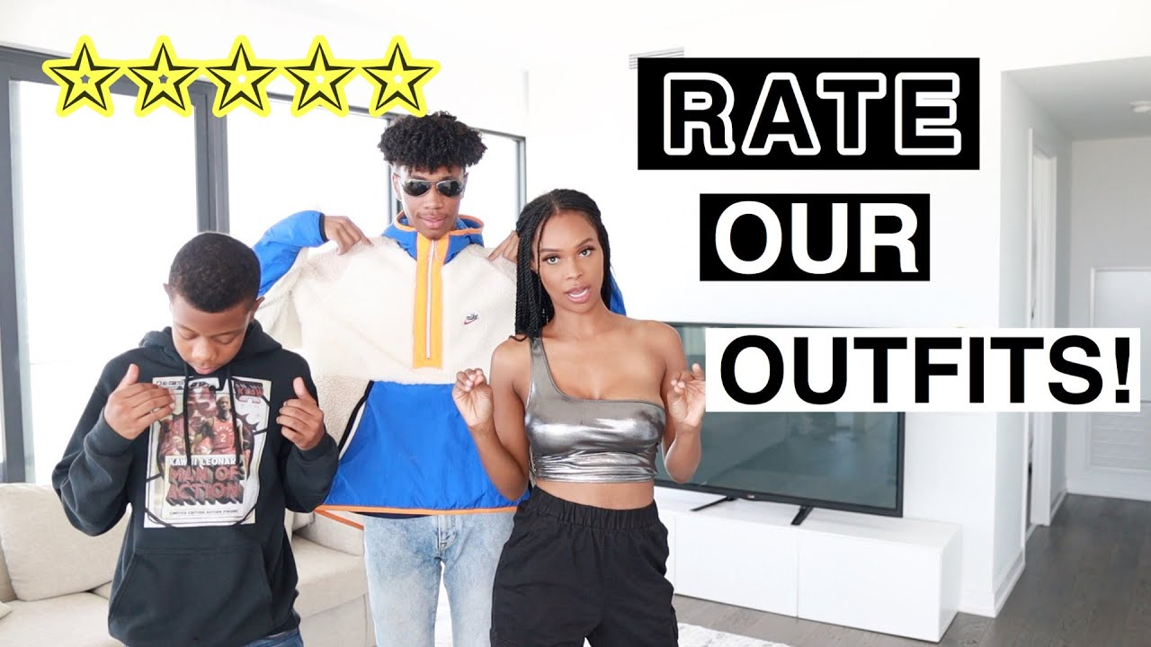 OUR SUBSCRIBERS RATE OUR OUTFITS | Fashion Show