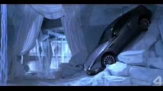 Битва двух авто(вырезка из фильма) (Dinarman007)
