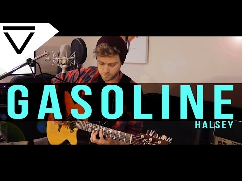 Gasoline - Halsey (Acoustic Cover)