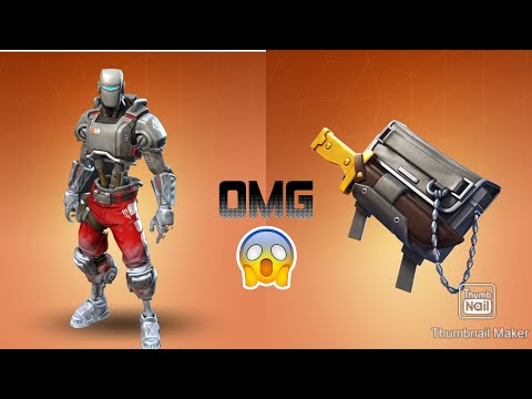 Top 5 Fortnite Combos With The A.I.M. Skin