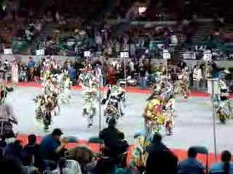 Native American Pow Wow - Denver Coliseum - March 23, 2008