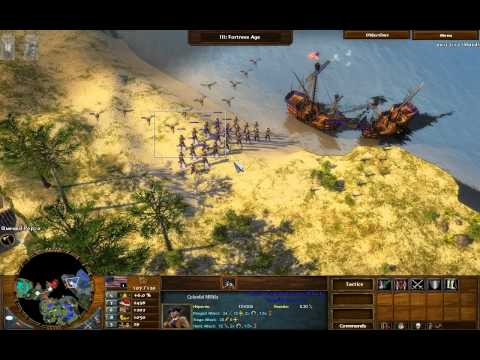 The Battle Of Yorktown - Age Of Empires 3 The Warchiefs - Act 1 Mission 8 - Hard