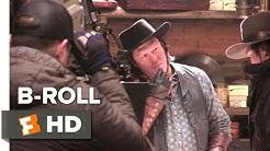 The Hateful Eight B-ROLL 2 (2015) - Channing Tatum, Kurt Russell Western HD