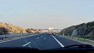 Investigado el conductor de un camión que conducía de forma temeraria en Badajoz