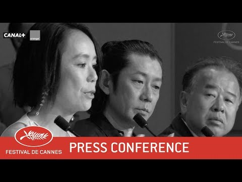 HIKARI -Press Conference - EV - Cannes 2017