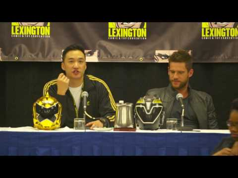 Power Rangers RPM Q&A with Ari Boyland, Milo Cawthorne, Mike Ginn, Dan Ewing