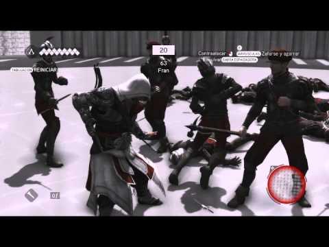 ACB — Entranamiento virtual, Armas Perfectas. Racha 60 Asesinatos.