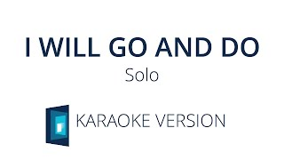 I Will Go and Do (2020 Youth Theme Song) – 2020 Youth Album feat. David Archuleta – Karaoke Version