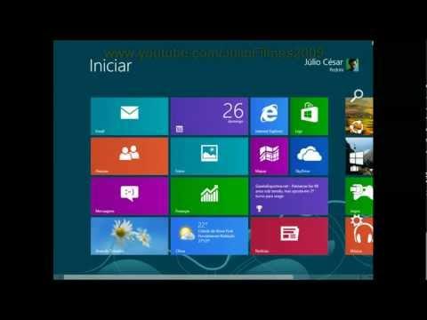 [COMPUTAÇÃO] Windows 8 - Versão Final Iniciando - HD