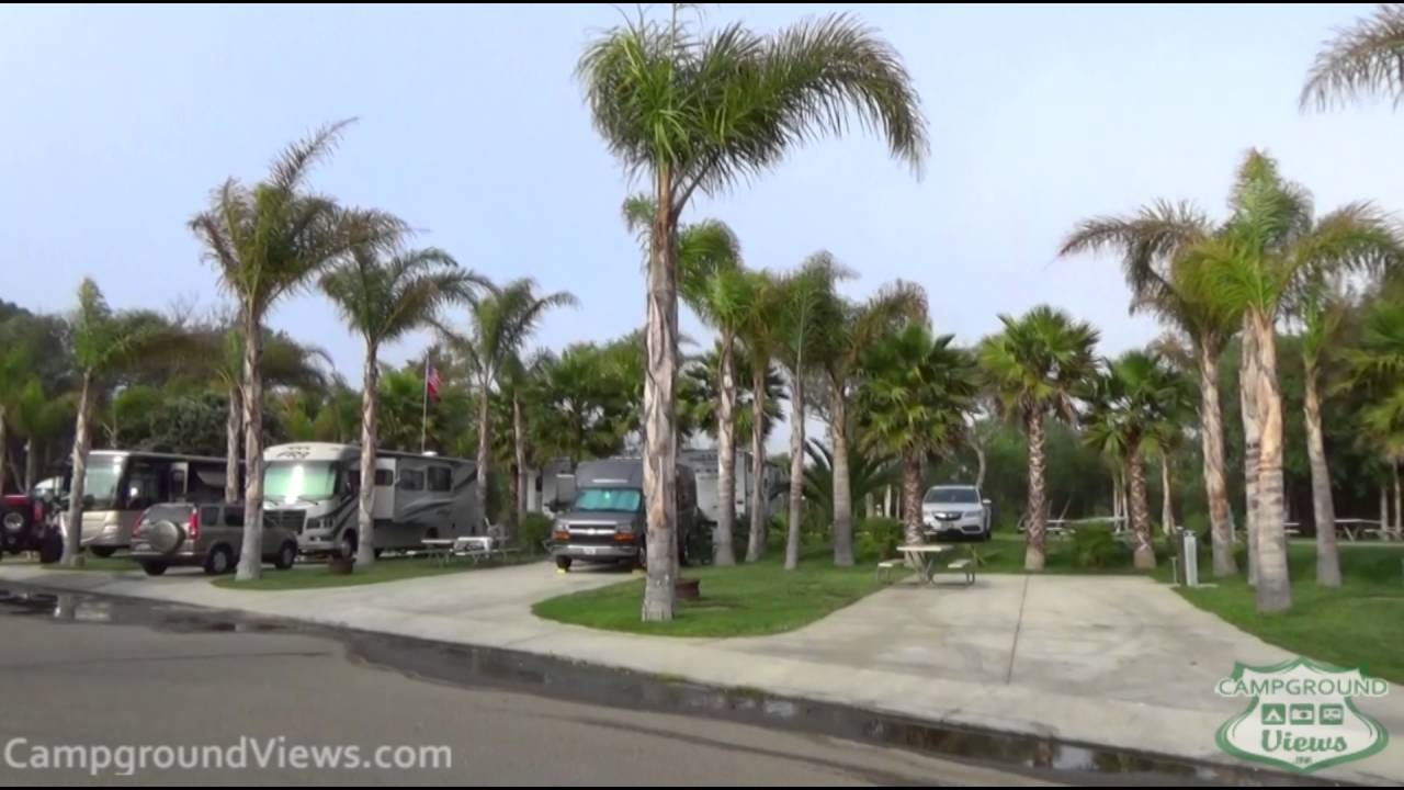 Ventura Beach Rv Resort California Ca
