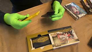 BIG FOOTBALL CARD UNBOXING