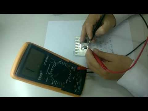 Điện Tử Căn Bản: Cách Đo Transistor