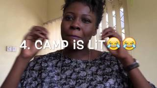 Surviving NYSC CAMP: 5 THINGS YOU MUST KNOW|DIARIES OF A CRAZY KANO CORPER