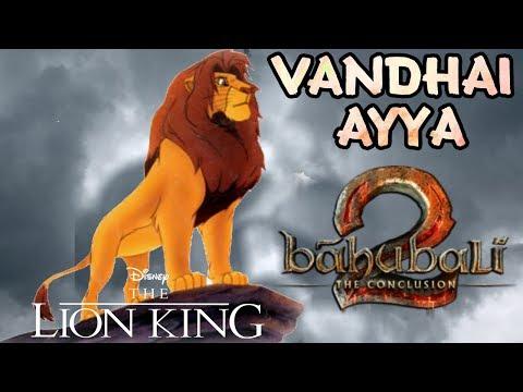 Vandhai Ayya - Lion King Version