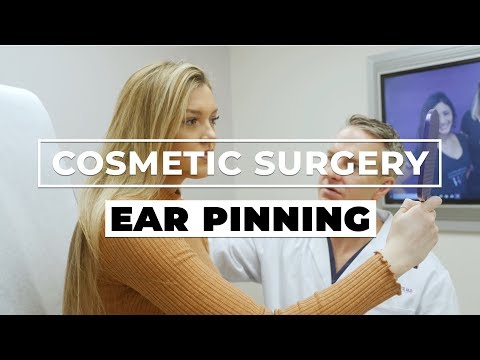 All About Ear Pinning