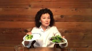 How to Eat Green Veggies with Warfarin