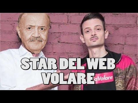 FABIO ROVAZZI - VOLARE FEAT STAR DEL WEB (PARODY HIGHLANDER DJ)