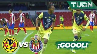 ¡ULTRA GOLAZO! ¡Golazo de Gio! | América 1-0 Chivas | Guard1anes 2020 Liga BBVA MX - J11 | TUDN