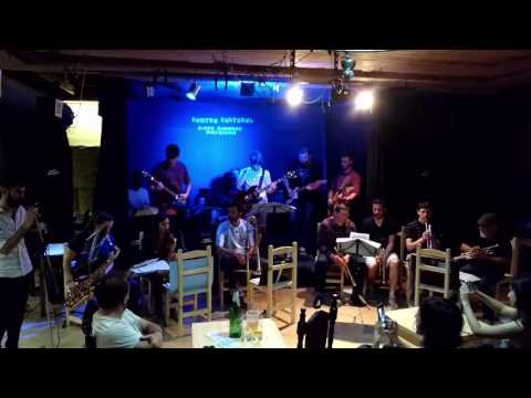 For Once In My Life -Orquesta de Jazz Alberto Ginastera + Big Band Leopoldo Marechal