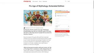Extended Edition NEEDS TO BE FIXED! (Age of Mythology)