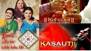 Top Indian Television Series Of All Time !