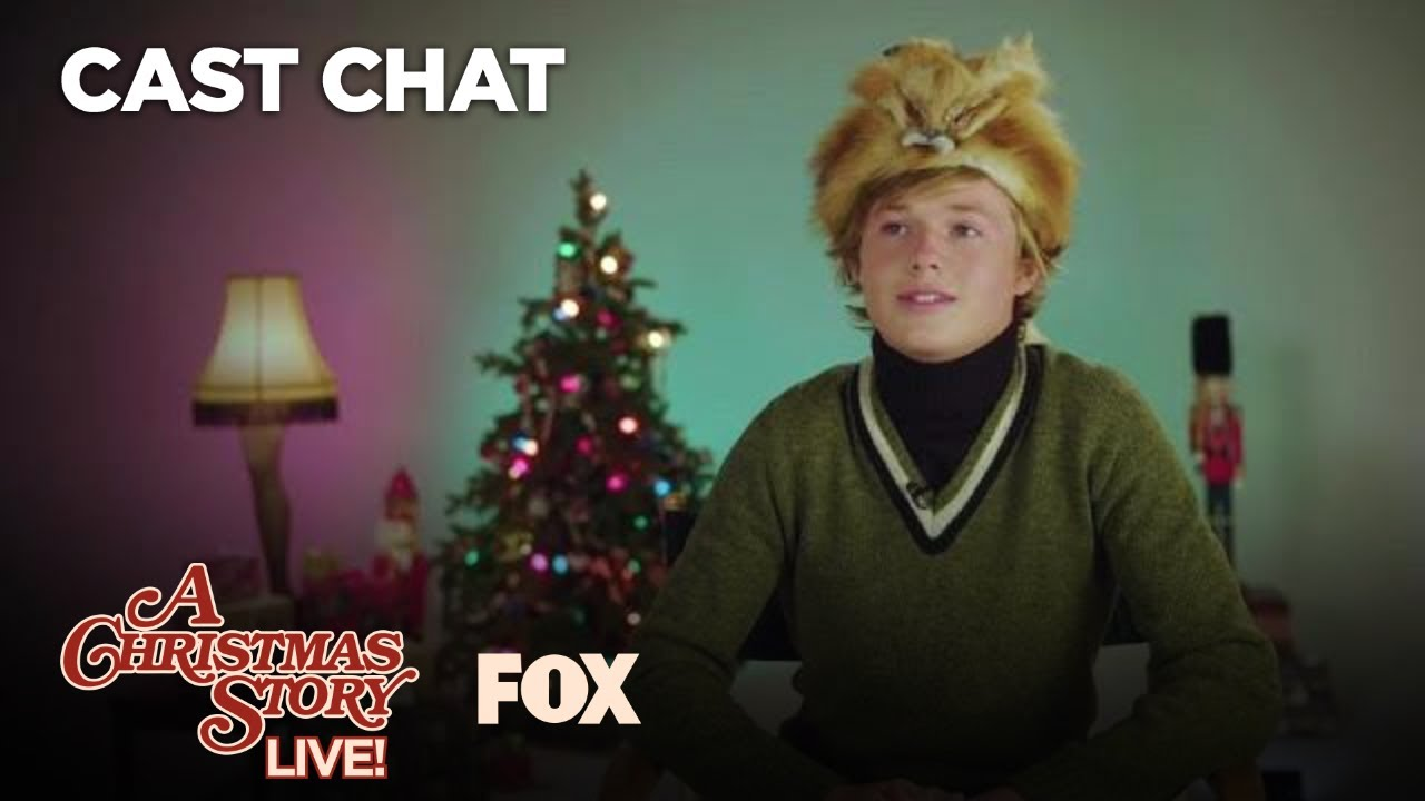 Meet The Kids | A CHRISTMAS STORY LIVE - YouTube