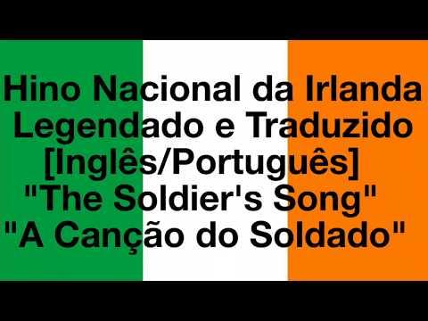 Hino Nacional da Irlanda Legendado [EN/PT]