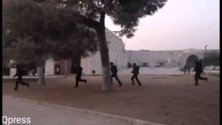 Israel Police Confront and Crush Muslim Rioters on Temple Mount