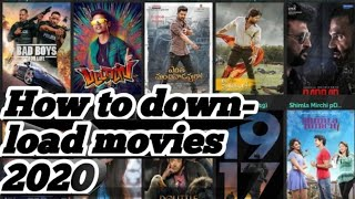 How to download movies in kuttymovies