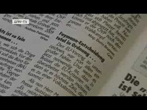 European Journal | Austria: How the Kronen Zeitung will Influence Elections