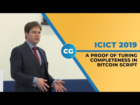 Bitcoin will move to 3 billion transactions per second, says Dr. Craig Wright